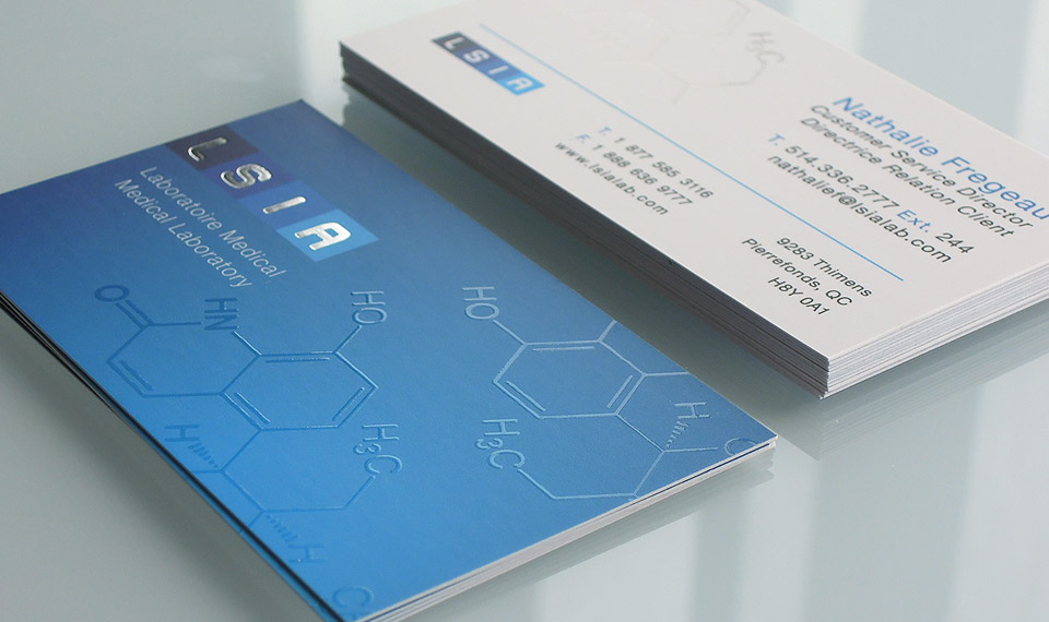 Fine Business Cards Montreal Pictures - Business Card Ideas - etadam ...